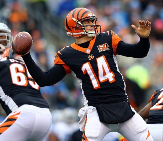 DraftKings NFL DFS QB Value Plays - Andy Dalton