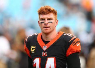 Fantasy Football Starts Quarterback Week 4 - Andy Dalton