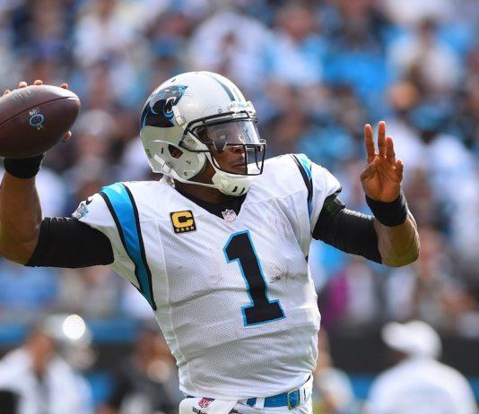 Fantasy Football Sits Quarterback Week 2 - Cam Newton