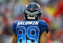 Fantasy Football Sits Wide Receiver - Doug Baldwin