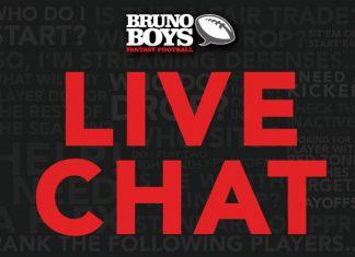 Fantasy Football Live Chat
