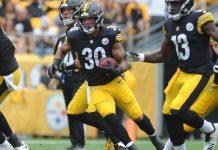 NFL DFS Week 1 Value Plays - James Conner