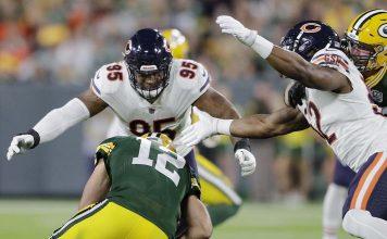 Fantasy Football Team Defenses Starts Week 2 - Chicago Bears