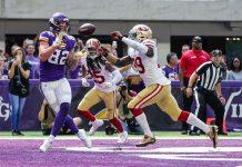 Fantasy Football Sits Tight Ends Week 2 - Kyle Rudolph