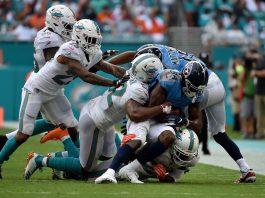 Fantasy Football Starts Team Defenses Week 3 - Miami Dolphins