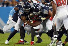 Fantasy Football Running Backs Sits Week 4 - Peyton Barber