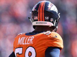Fantasy Football Team Defense Sits Week 4 - Von Miller
