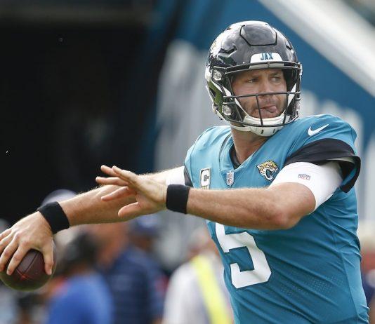Fantasy Football Quarterbacks Starts Week 5 - Blake Bortles