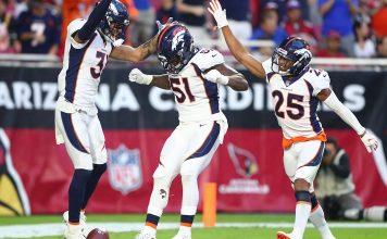 Fantasy Football Team Defenses Sits Week 8 - Denver Broncos