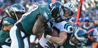Fantasy Football Running Backs Sits Week 8 - Christian McCaffrey