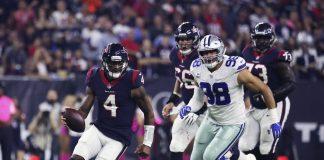 Fantasy Football Quarterbacks Sits Week 6 - Deshaun Watson