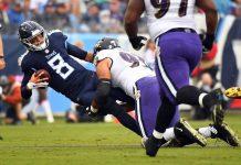 Fantasy Football Quarterbacks Sits Week 7 - Marcus Mariota