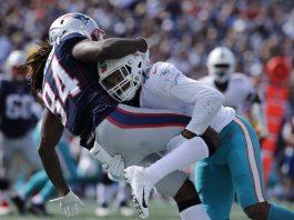 Fantasy Football Team Defenses Sits Week 5 - Miami Dolphins