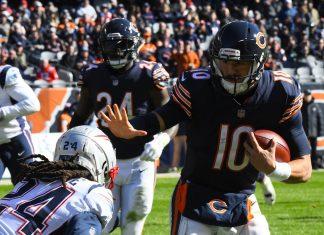 Fantasy Football Quarterbacks Week 8 Starts - Mitchell Trubisky