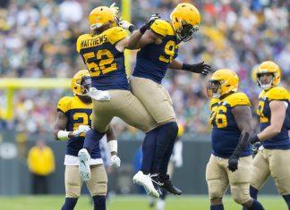 Fantasy Football Team Defenses Week 6 Starts - Green Bay Packers