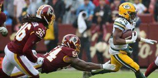 Fantasy Football Team Defenses Sits Week 6 - Washington Redskins
