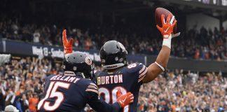 Fantasy Football Tight Ends Week 7 Starts - Trey Burton