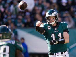 Fantasy Football Quarterbacks Starts Week 11 - Carson Wentz