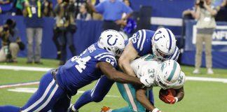 Fantasy Football Team Defenses Week 13 Starts - Indianapolis Colts