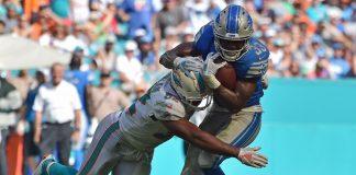 Fantasy Football Running Backs Sits Week 10 - Kerryon Johnson