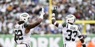 Fantasy Football Team Defenses Starts Week 10 - Leonard Williams