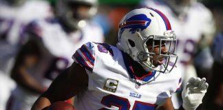 Fantasy Football Running Backs Starts Week 13 - LeSean McCoy