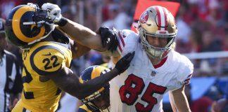 Fantasy Football Team Defense Sits Week 11 - Marcus Peters