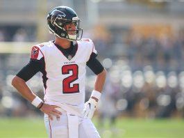 Fantasy Football Quarterbacks Starts Week 10 - Matt Ryan