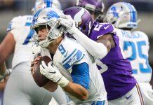 Fantasy Football Quarterbacks Sits Week 10 - Matthew Stafford