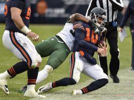 Fantasy Football Quarterbacks Sits Week 9 - Mitch Trubisky