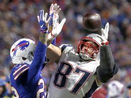 Fantasy Football Tight Ends Sits Week 10 - Rob Gronkowski