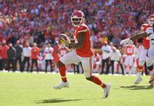 Fantasy Football Wide Receivers Starts Week 11 - Sammy Watkins