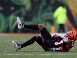 Fantasy Football Wide Receivers Sits Week 11 - Tyler Boyd