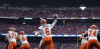 Fantasy Football Quarterbacks Starts Week 15 - Baker Mayfield