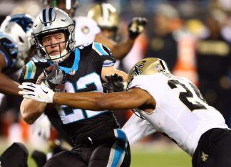 Fantasy Football Running Backs Sits Week 17 - Christian McCaffrey