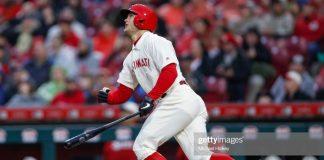 Nick Senzel, fantasy baseball