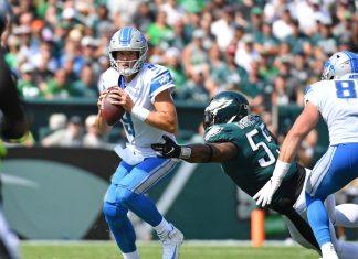 Fantasy Football Week 4 Quarterback Rankings - Matthew Stafford