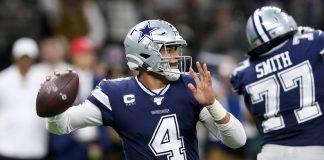 NFL Week 5 Betting Lines