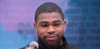 Clyde Edwards-Helaire NFL Combine 2020