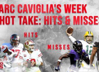 Fantasy Football Week 1 Hot Takes Recap