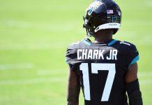 D.J. Chark Starts 2020