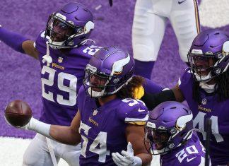 Vikings DST Starts 2020
