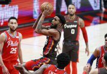 Derrick Jones Jr. NBA 2021