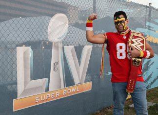 Super Bowl LV Sports Betting