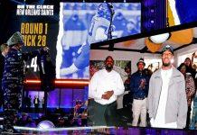Rashod Bateman NFL Draft 2021