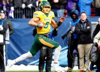 Trey Lance NFL Draft 2021