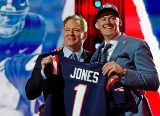 Mac Jones NFL Draft 2021