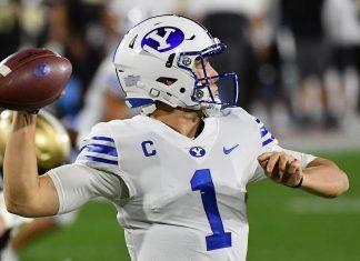 Zach Wilson NFL Draft 2021